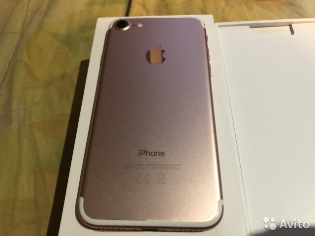 iPhone 7, 32 GB, Или обмен на iPhone 5S
