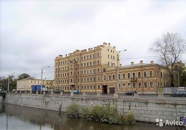 Продается недвижимость за 25 000 000 рублей. г Санкт-Петербург, наб Обводного канала, д 66.