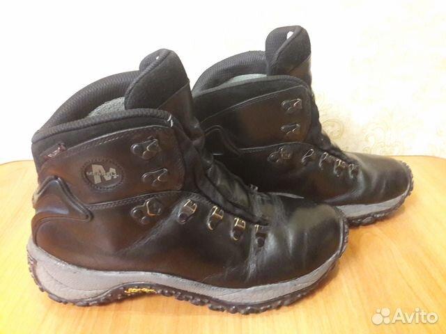 Ботинки Мерелл зимние  da11b7599c496