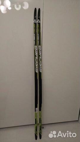 Гоночные беговые лыжи Fischer Carbon Classic Plus— фотография №1. Адрес   Санкт-Петербург ... 0f853f44127