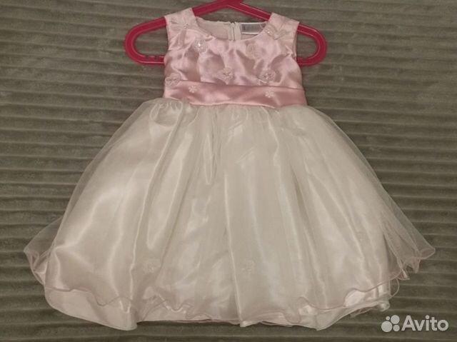 купить праздничное платье на авито