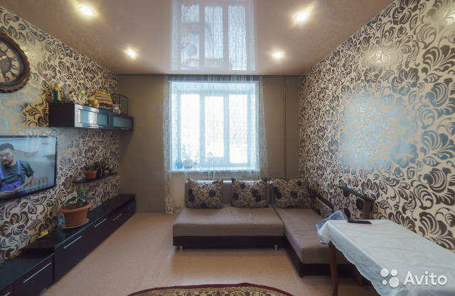 Продается трехкомнатная квартира за 2 700 000 рублей. Ульяны Громовой,7.