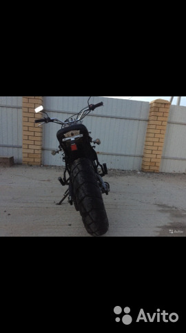 Yamaha TW 200 купить 3