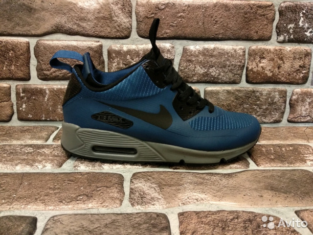 42924268 Кроссовки Nike Air Max 90 синие | Festima.Ru - Мониторинг объявлений