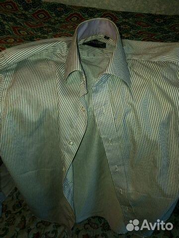Продам рубашки 46-50р 89279643595 купить 3