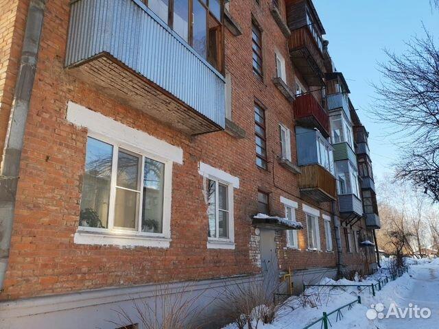 Продается двухкомнатная квартира за 2 600 000 рублей. Правдинский Фабричная ул 7.