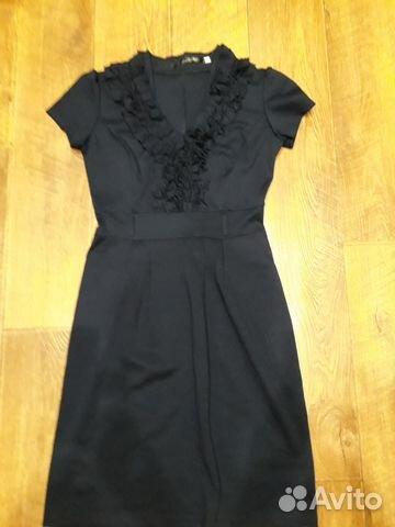 2592377680d Летнее офисное платье купить в Москве на Avito — Объявления на сайте ...
