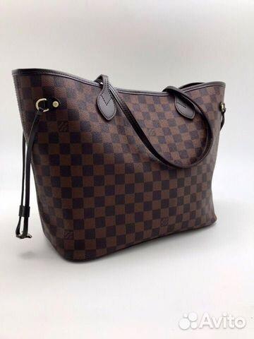 f5238e0485c3 Louis Vuitton Neverfull женская сумка новая   Festima.Ru ...