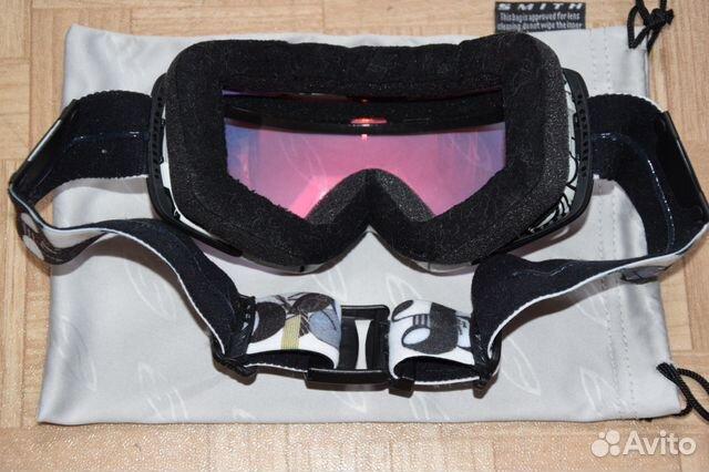 Горнолыжные очки Smith Heiress 89135941009 купить 3