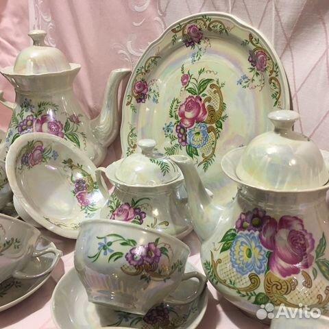 Сервиз чайный 89034380798 купить 2
