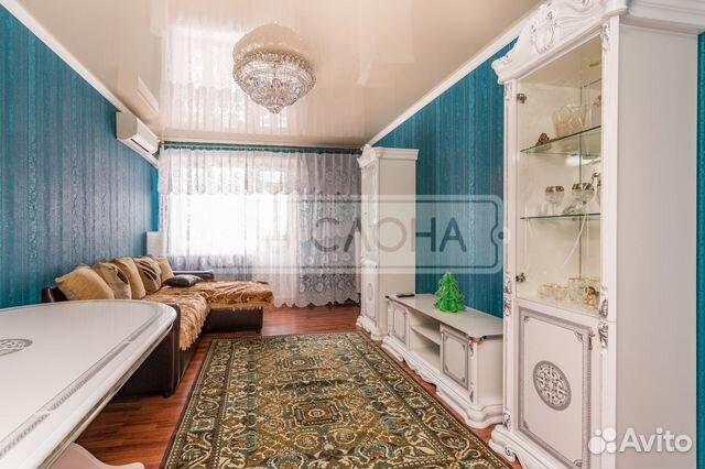 Продается трехкомнатная квартира за 5 200 000 рублей. Московская обл, г Электросталь, пр-кт Ленина, д 02.