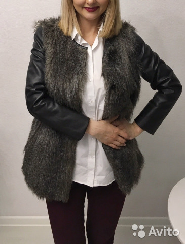 Куртка кожаная 89234600479 купить 1