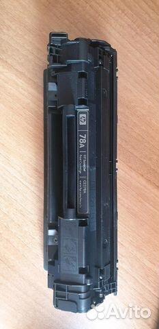 Картридж лазерный HP 78A (CE278A) купить 1