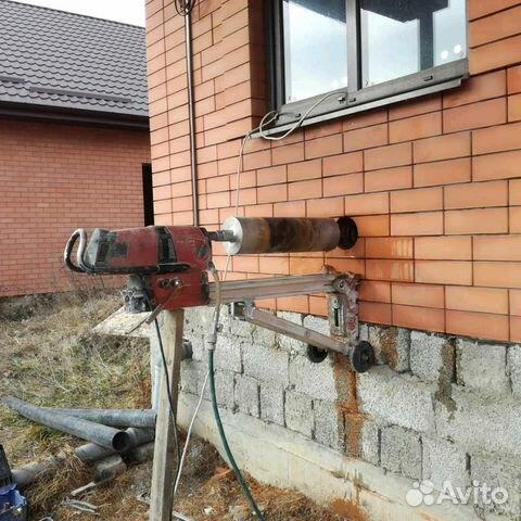 Diamond drilling, concrete drilling