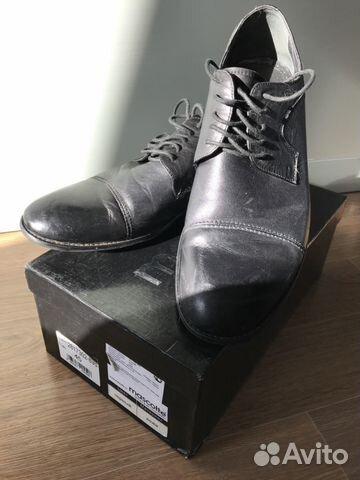 fd2119058 Мужские кожаные б/у п/ботинки Mascotte (лето) купить в Санкт ...
