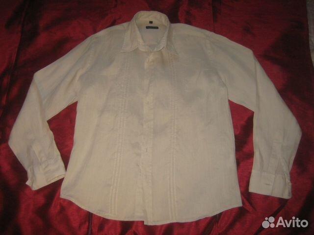 4fe217ffa49 Отличная льняная рубашка Carnet De Vol