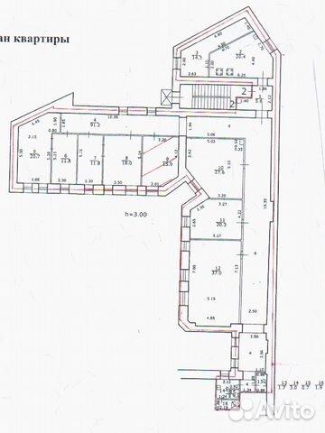 Продается недвижимость за 33 000 000 рублей. г Санкт-Петербург, ул Льва Толстого, д 7.