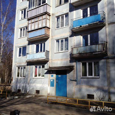 Продается однокомнатная квартира за 2 450 000 рублей. Московская обл, г Сергиев Посад, ул Озерная, д 11.