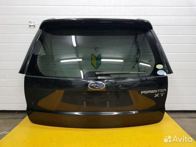 89625003353 Дверь-5я Subaru Forester, SH5, EJ20