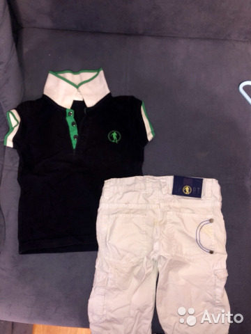 Одежда на мальчиков брендовая б/у 89282547276 купить 9