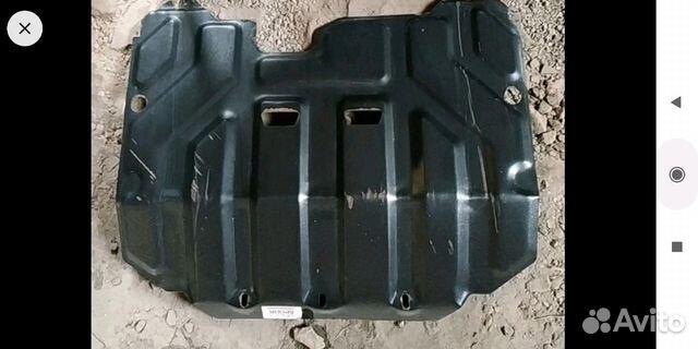 Металлическая защита двигателя hyundai ix35 купить 1
