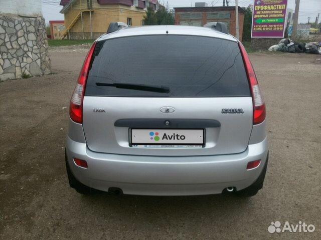 Купить ВАЗ (LADA) Kalina пробег 39 000.00 км 2012 год выпуска