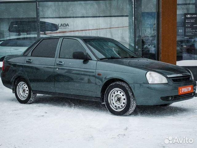 Купить ВАЗ (LADA) Priora пробег 190 127.00 км 2011 год выпуска