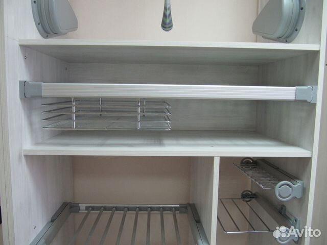 Выдвижные системы хранения для шкафов купить 8