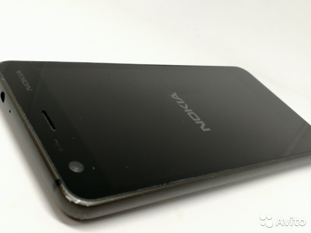 Nokia 2 DS TA-1029 black