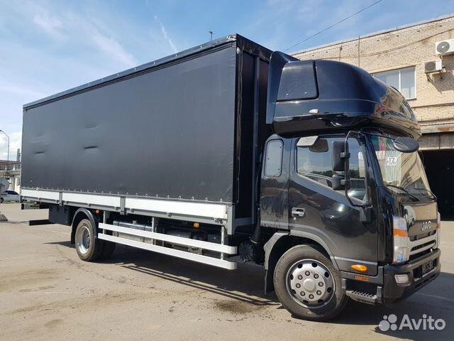 9a13ece8ffef9 Грузовик бортовой, фургон JAC (Джак) N120 г/п 7т купить в Санкт ...