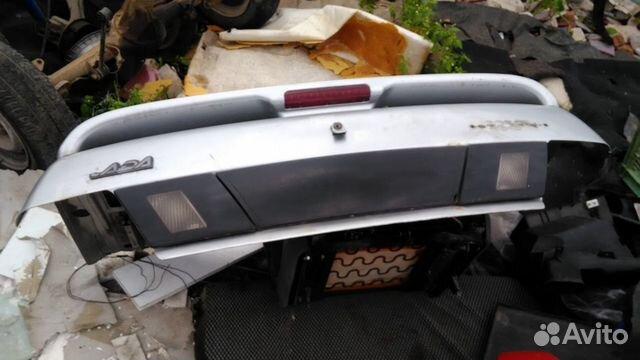 Крышка багажника ваз 2115 89107096076 купить 1
