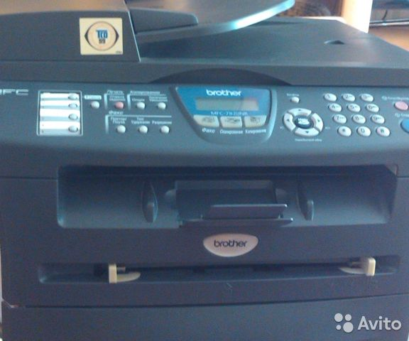 BROTHER MFC-7820N USB PRINTER TREIBER