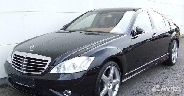 4b538d588e5ce Запчасти бу разбор Mercedes s500 w221 купить в Москве на Avito ...