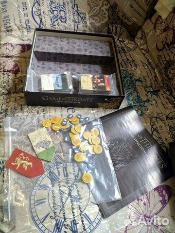 игра престолов карточная игра киноверсия