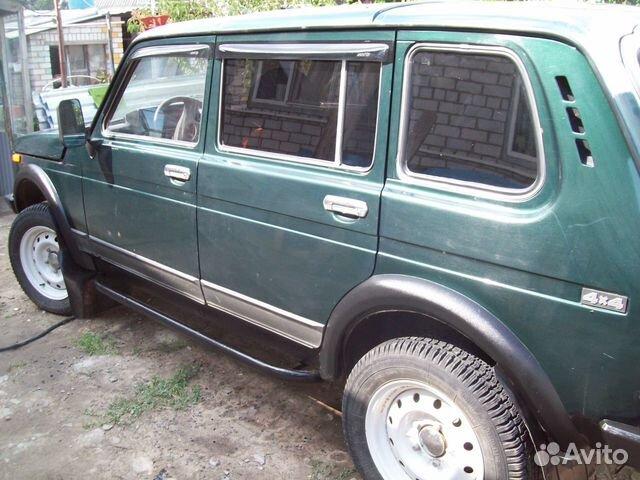 LADA 4x4 (Нива), 2004 89889602433 купить 3