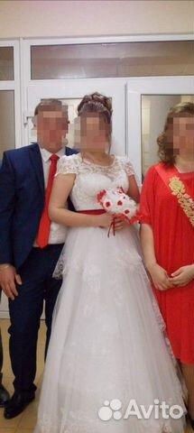 Свадебное платье 89106773381 купить 2