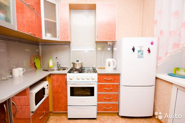 1-room apartment 30 m2, 3/5 floor. buy 5