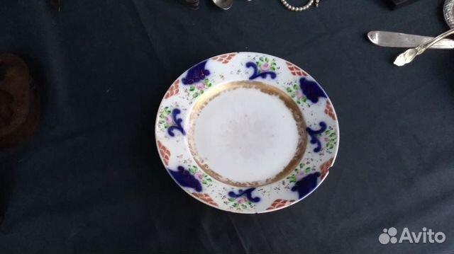 Фарфор тарелка братья Корниловы 89811595004 купить 5