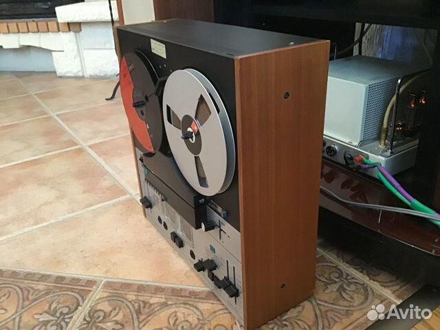 Катушечный магнитофон Tandberg 3600 профилактика 89136470251 купить 2