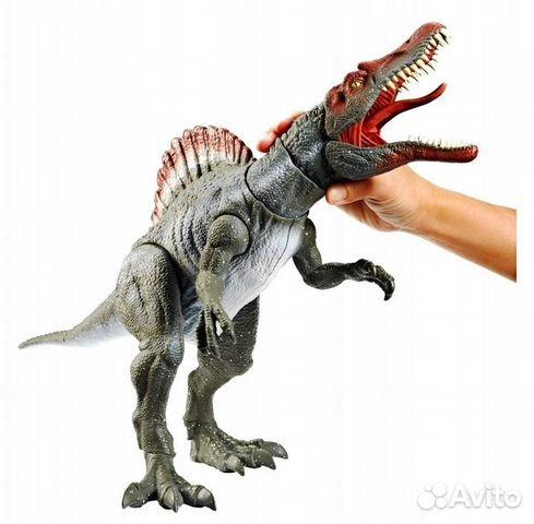 Jurassic World Мир юрского периода - спинозавр купить 7