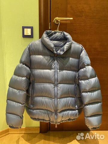 Пуховик moncler зимний 89217917890 купить 1