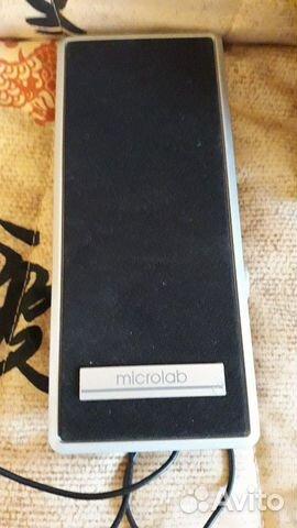 Динамики 2,0 Microlab B55 USB silver