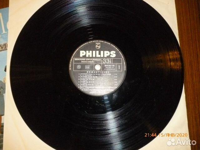 Винил swingle singers. LES romantiques. 1965 г 89095451578 купить 7