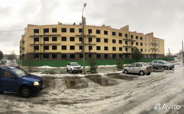 2-к квартира, 58.6 м², 2/4 эт. 89159908803 купить 1