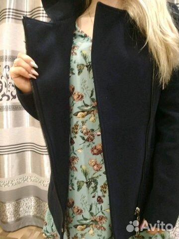 Пальто-пиджак весна 89235176621 купить 5