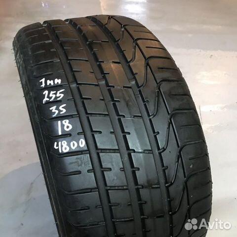 89380001718 255/35/18 Pirelli P Zero (7 mm) - 1 шт