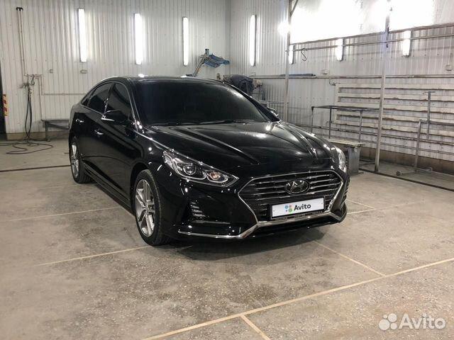 Hyundai Sonata, 2017 89054150236 купить 5