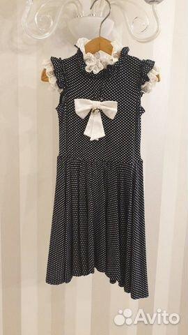 Платье маленькая леди  купить 3