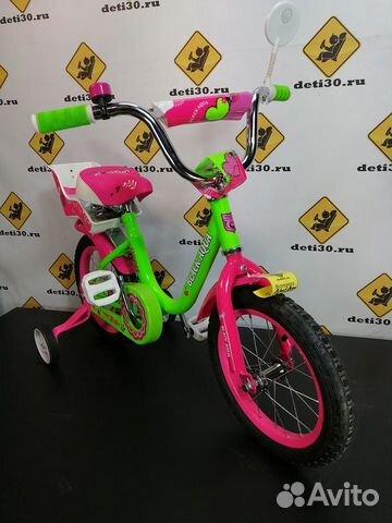 Велосипед детский от 3 лет 89378221189 купить 2
