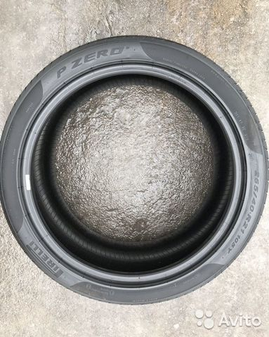 Шины 265 40 21 105Y Pirelli P Zero 89039755754 купить 5